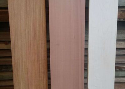 New Guinea Rosewood, Myrtle and Rock Maple